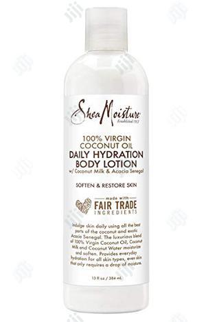 Shea Moisture Virgin Coconut Oil Daily Hydration Body Lotion