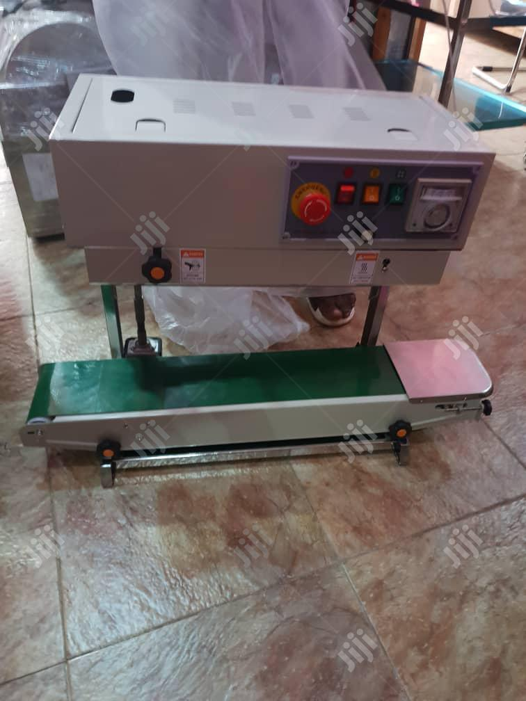 Continuous Band Sealer | Manufacturing Equipment for sale in Amuwo-Odofin, Lagos State, Nigeria