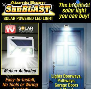 Solar Powered Motion Sensor Waterproof Led Light   Solar Energy for sale in Abuja (FCT) State, Wuse 2