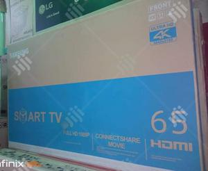 """Samsung 65""""Inches Smart Internet Uhd 4K TV 