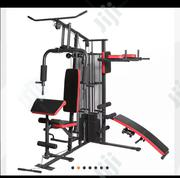 Brand New American Fitness 4 Station Gym | Sports Equipment for sale in Lagos State, Ibeju