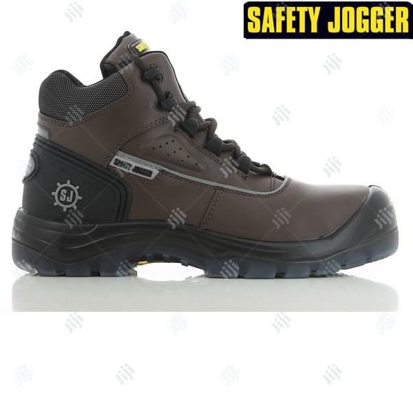 Safety Boot Mars