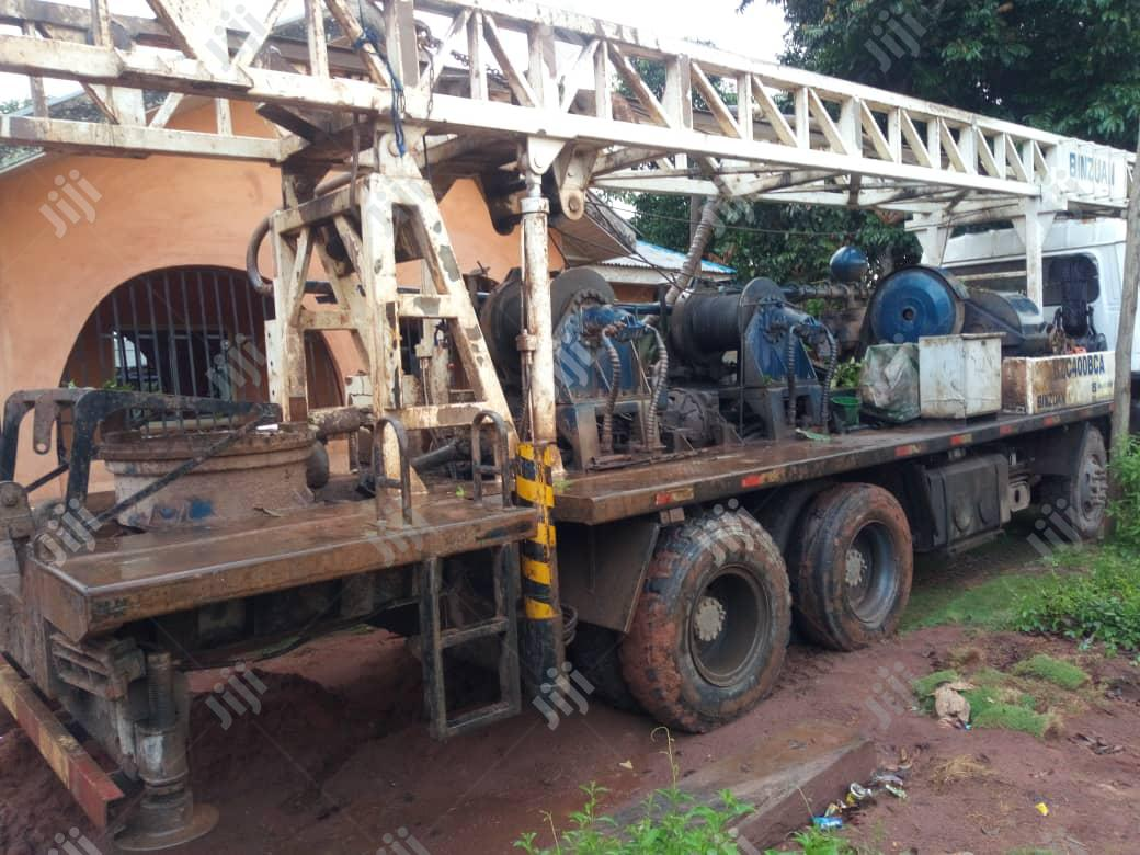 Archive: Borehole Drilling ( For Communities And House Use)