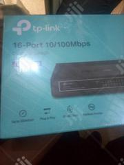 Tp Link 16-port 10/100mbps Switch | Networking Products for sale in Lagos State, Ikeja