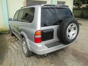 Suzuki Vitara 2002 Silver | Cars for sale in Lagos State, Oshodi-Isolo