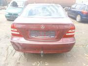 Mercedes-Benz C200 2005 Red | Cars for sale in Lagos State