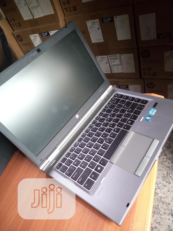 Archive: Laptop HP EliteBook 8460P 4GB Intel Core i5 SSD 500GB