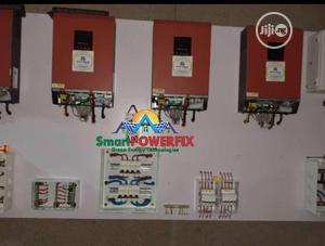 20kva 48v Inverter Installation With 16 Deka Batteries | Electrical Equipment for sale in Lagos State, Ikoyi