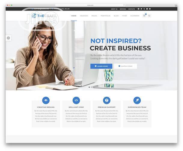 Business Website Design And Website Development