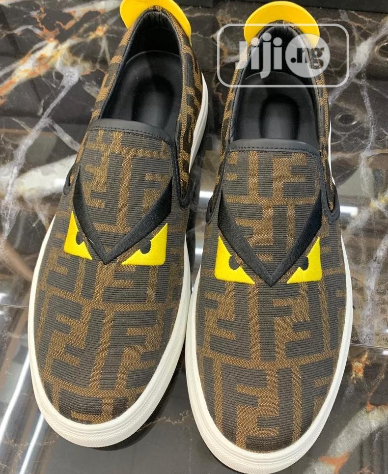 Fendi Latest Sneakers