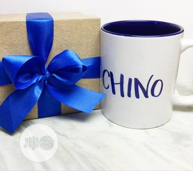 Branded Mug With Box