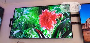 55 UHD 4K Samsung Smart Ultra Slim Led TV 55 Inches | TV & DVD Equipment for sale in Lagos State, Ojo