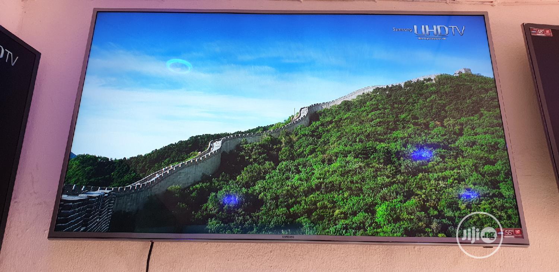 UHD 4K Samsung Smart Led TV 55 Inches