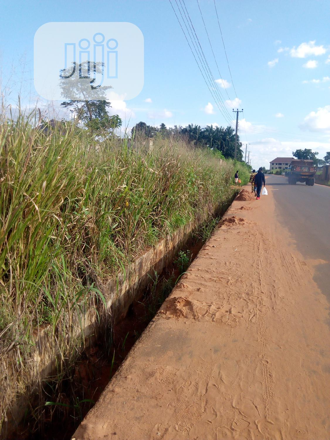 Archive: 2 Plots of Land for Sale at a Tarred Road