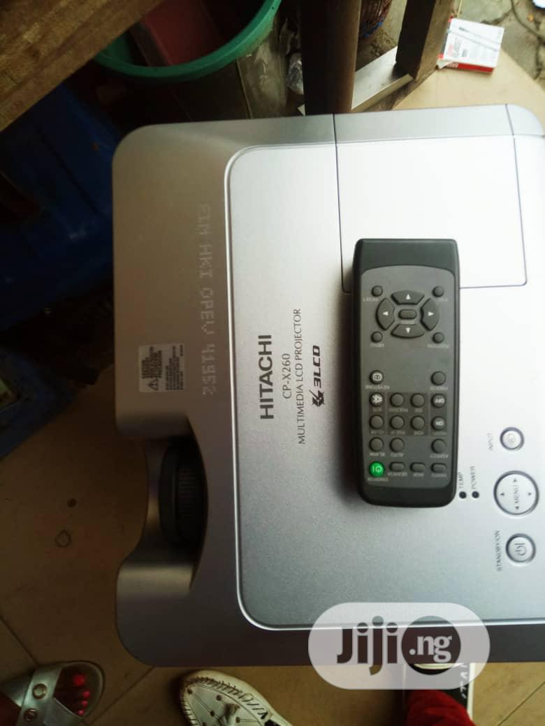 Hitachi Projector | TV & DVD Equipment for sale in Ikeja, Lagos State, Nigeria