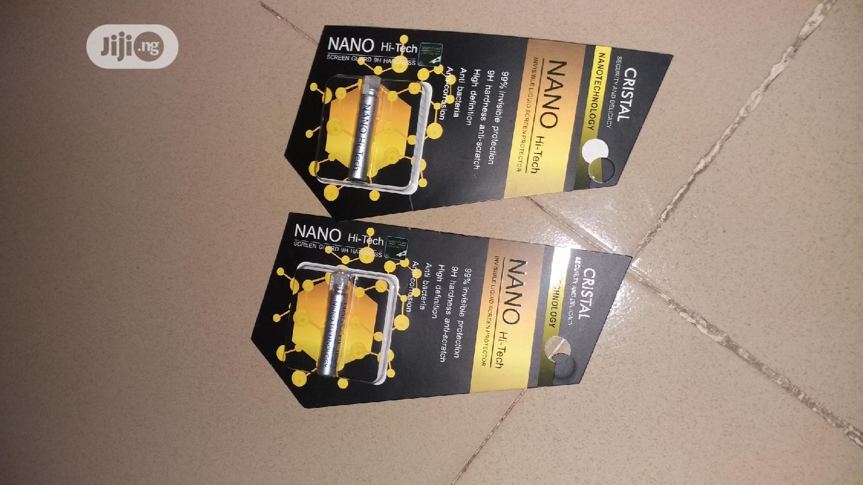 Archive: Nano Invisible Screen Guard