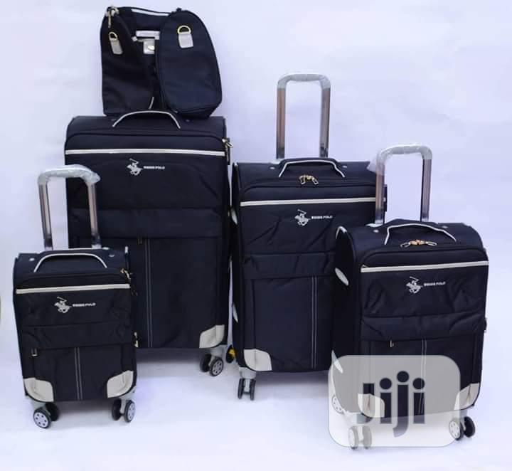 Swiss Polo Sets of Bags