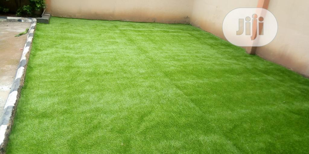 Outdoor Artificial Turf Green Synthetic Grass Carpet | Garden for sale in Ogbia, Bayelsa State, Nigeria