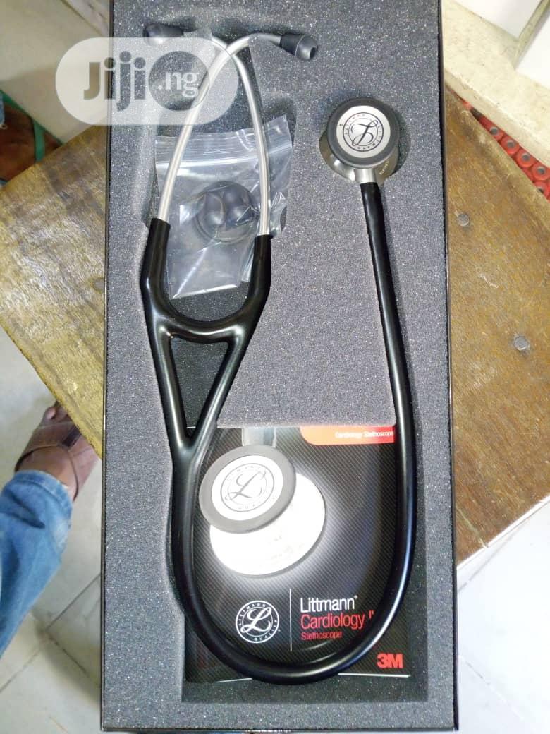 Archive: Littmann Cardiology IV Stethoscope