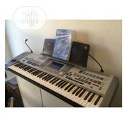 UK USED Yamaha PSR 9000 Pro Keyboard Workstation | Musical Instruments & Gear for sale in Lagos State, Ikeja