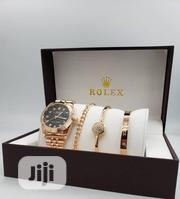 Exclusive Ladies ROLEX Full Set Wristwatch | Watches for sale in Lagos State, Lagos Island