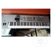 UK USED Yamaha Motif 7 Workstation Keyboard | Musical Instruments & Gear for sale in Lagos State, Ikeja