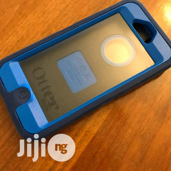 Case For iPhone 5 Otterbox iPhone 5 Defender Series Blue | Accessories for Mobile Phones & Tablets for sale in Ikeja, Lagos State, Nigeria