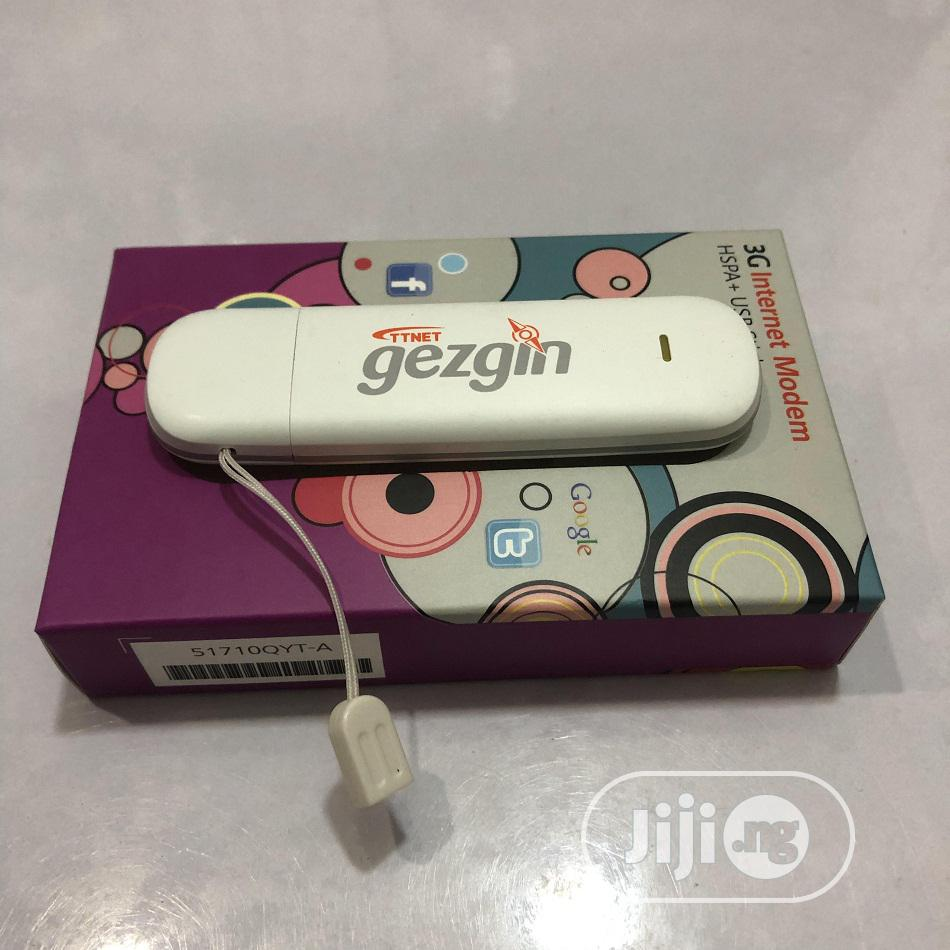 3G Internet Modem HSPA USB Stick For All 3G Networks MF190   Networking Products for sale in Ikeja, Lagos State, Nigeria