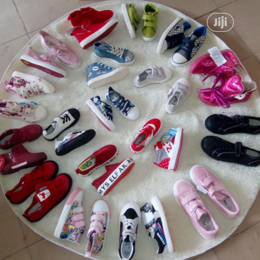 10 Kiddies Sneakers Wholesale