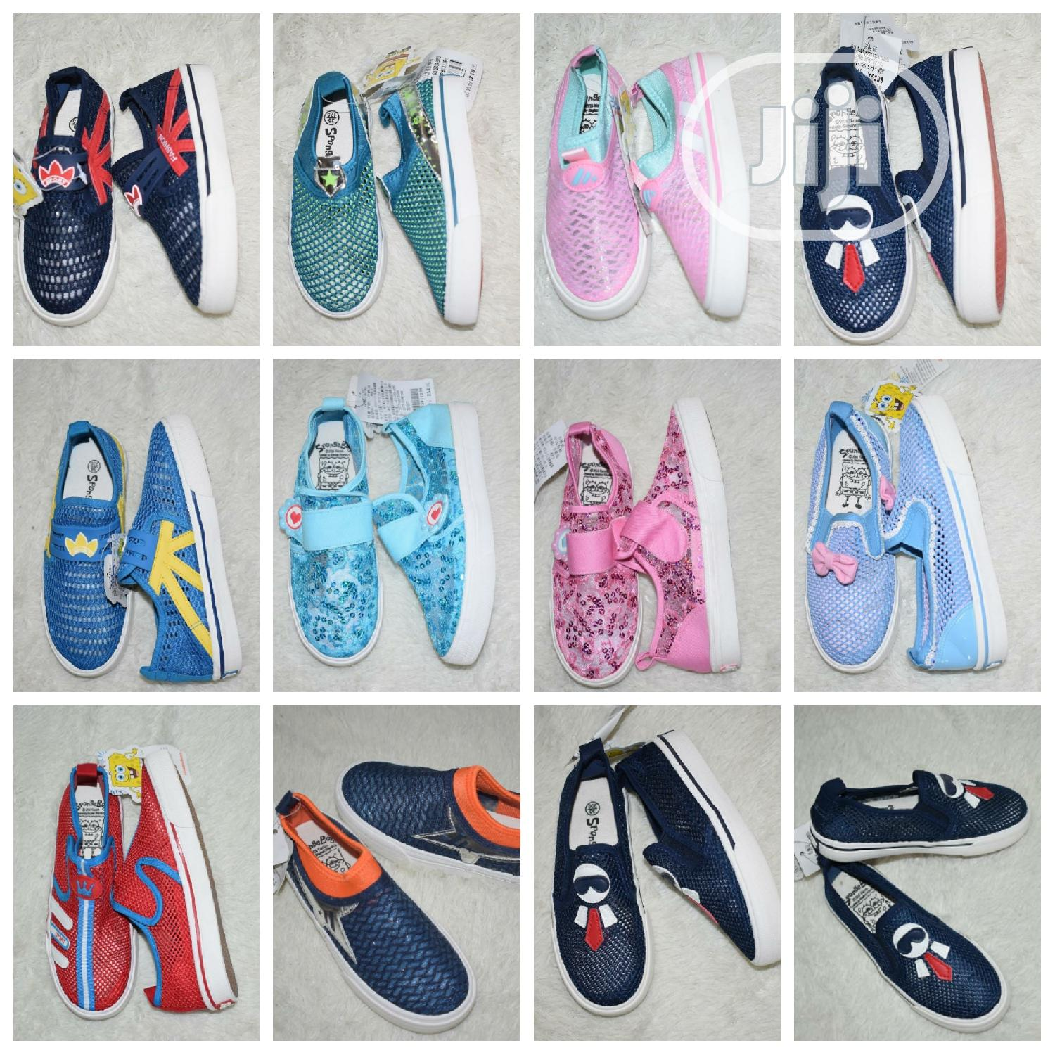 10 Kiddies Sneakers Wholesale | Children's Shoes for sale in Alimosho, Lagos State, Nigeria