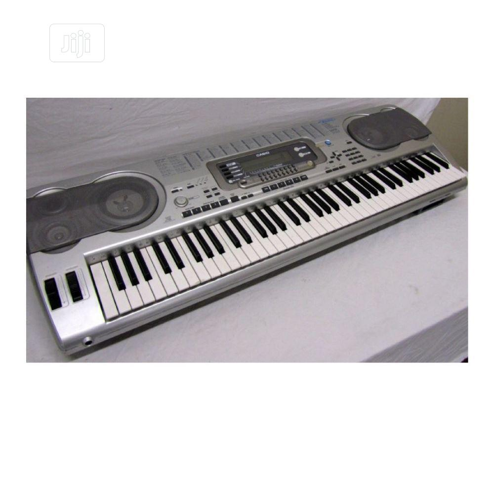 Archive: UK USED Casio WK 3500 Digital Portable Keyboard