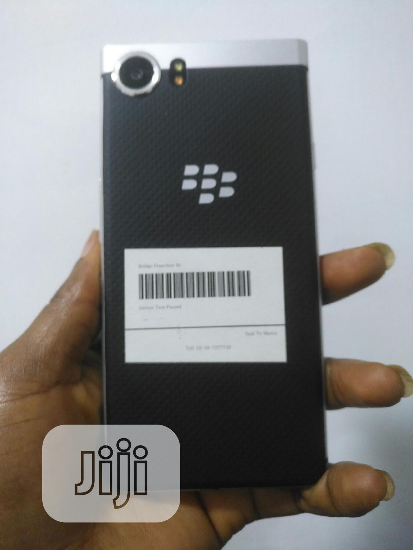 Archive: BlackBerry KEYone 32 GB Gray