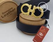 Ferragamo Men's Leather Elegant Belts | Clothing Accessories for sale in Lagos State, Lagos Island