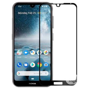 3D Full Screen Tempered Glass Screen Protector Nokia 4.2   Accessories for Mobile Phones & Tablets for sale in Lagos State, Ikeja