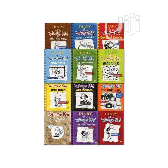 Archive: Diary Of A Wimpy Kid Bundle