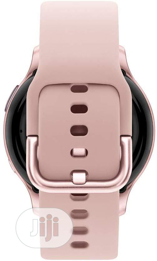 Samsung Galaxy Watch Active2 44MM - Pink Gold   Smart Watches & Trackers for sale in Lagos Island (Eko), Lagos State, Nigeria