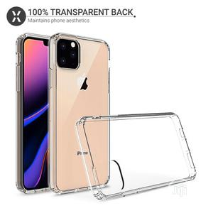 Shockproof Hybrid Clear Armor Case Cover for iPhone 11 Pro Max 2019 | Accessories for Mobile Phones & Tablets for sale in Lagos State, Ikeja