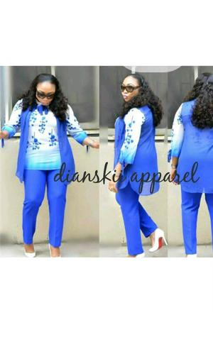 Ladies Formal Trouser and Top | Clothing for sale in Lagos State, Ikeja
