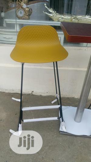 Strong Barstool With Table | Furniture for sale in Lagos State, Lekki