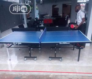 Striker Outdoor Table Tennis Board | Sports Equipment for sale in Lagos State