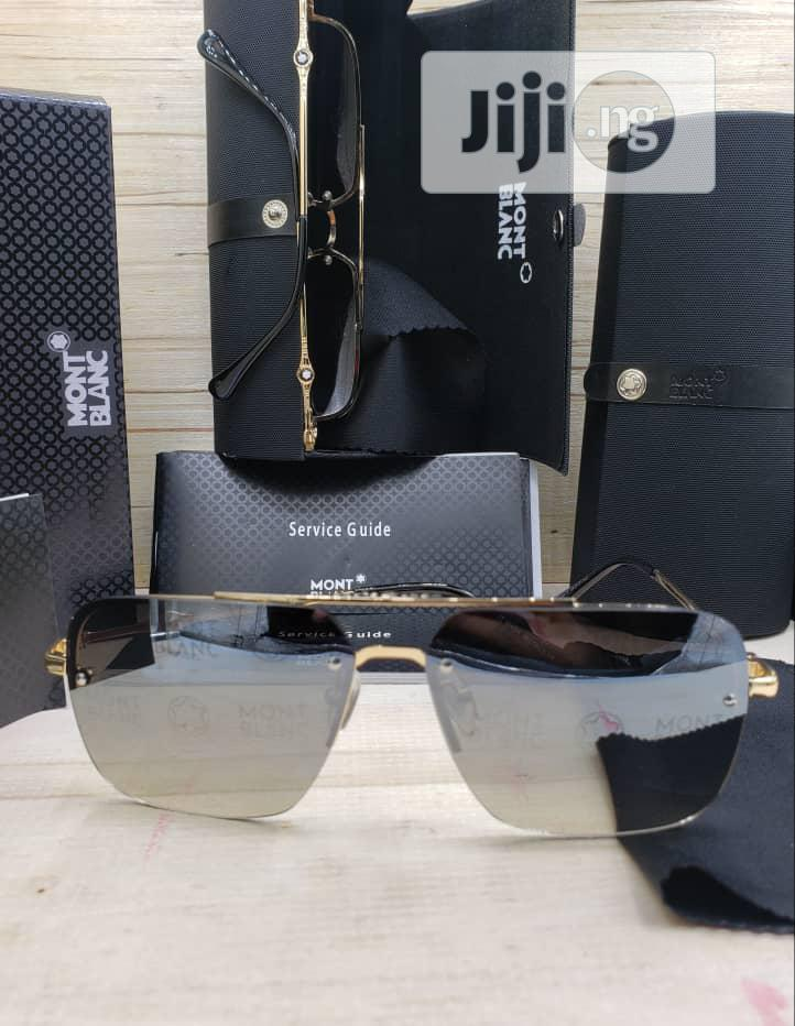 Montblanc Sunglass for Men's