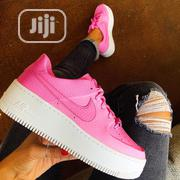 """Nike Women's Airforce Sage """"Psychic Pink"""" 