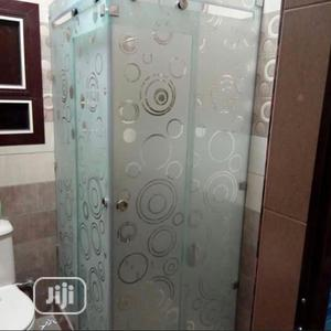 Office Partitioning Toilet Glass-Cubicles and Railings | Building & Trades Services for sale in Lagos State
