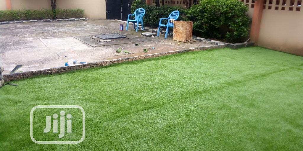 Artificial Green Grass Carpet For Exotic Designs