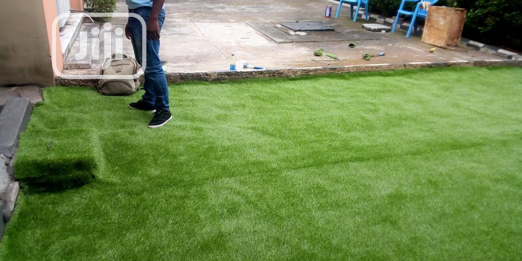 Artificial Green Grass Carpet For Exotic Designs   Garden for sale in Ethiope East, Delta State, Nigeria