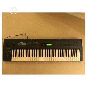 UK USED Yamaha SY35 Digital Synthesizer Keyboard   Musical Instruments & Gear for sale in Lagos State, Yaba