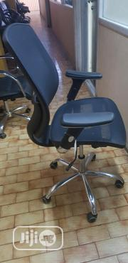 Executive Office Net Chair, Vigor Black For Sale. | Furniture for sale in Lagos State, Ikeja