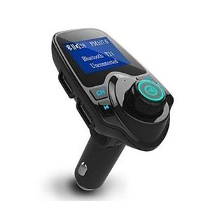 T11 Digital Multifunction Bluetooth FM Transmitter & Car Charger   Vehicle Parts & Accessories for sale in Lagos State, Ikeja
