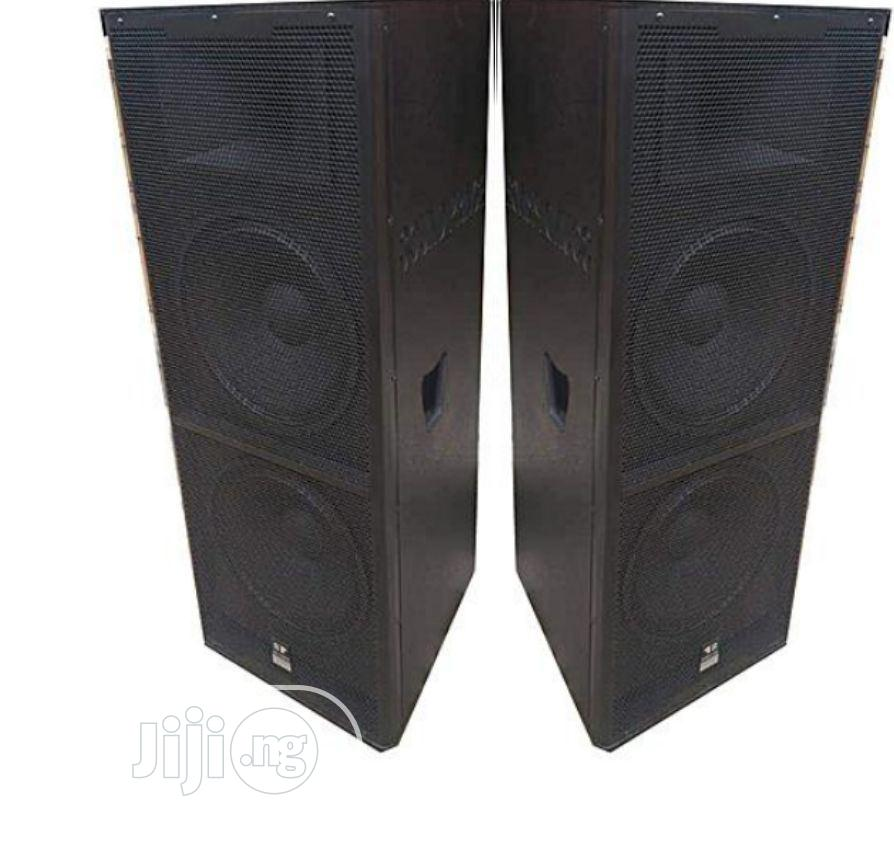 NEW Sound Prince SP 124 Double Speakers