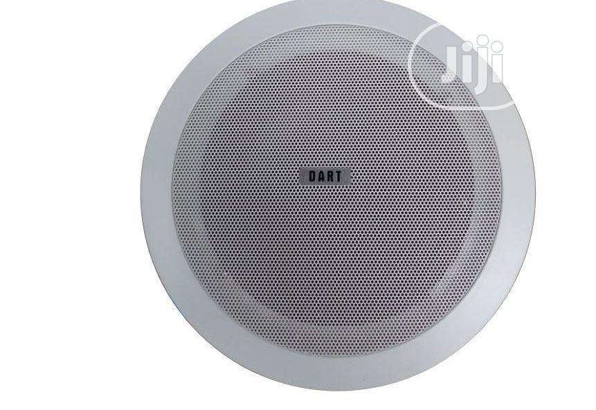 NEW 10W Dart HSR 109 - 6T Ceiling Speaker